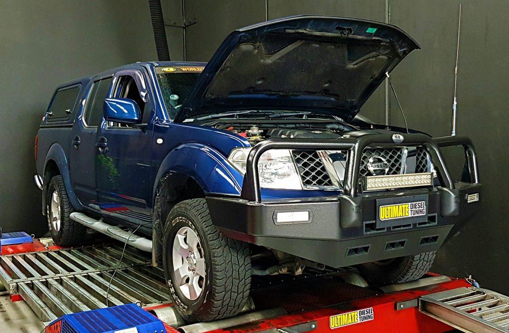 Pathfinder R51 Ultimate Diesel Tuning